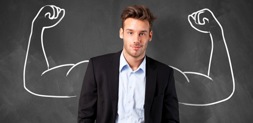 o que é ser um homem confiante?